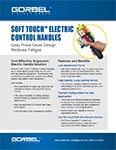 Soft Touch Electric Control Handle
