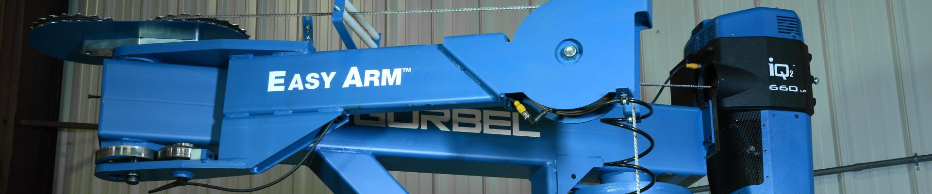 Brazo auxiliar de elevación Easy Arm 660