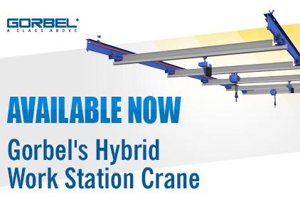Hybrid Work Station Crane