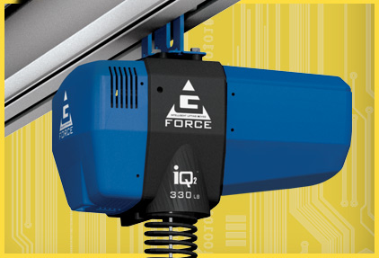 G-Force iQ2 Feature