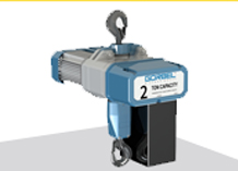 GS Series electic chain hoists