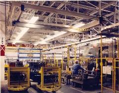 Sistema de aluminio de 1000lb