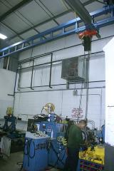 Ceiling Mounted Work Station Crane
