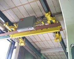 Cleveland Tramrail Underhung System