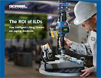 """Portada de """"ROI of ILD"""" (Retorno de la inversión de los dispositivos de levantamiento inteligente)"""