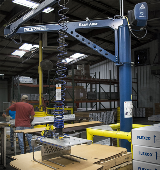 Easy Arm Intelligent Assist Device in Palletizing