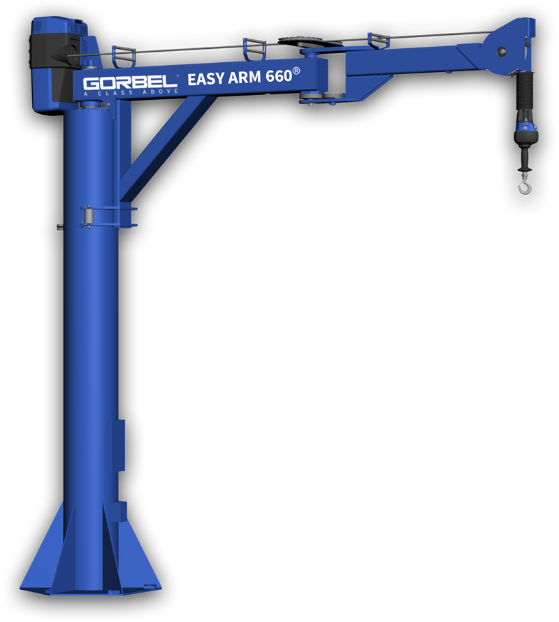 Lift Assist Arm : Intelligent lifting devices easy arm
