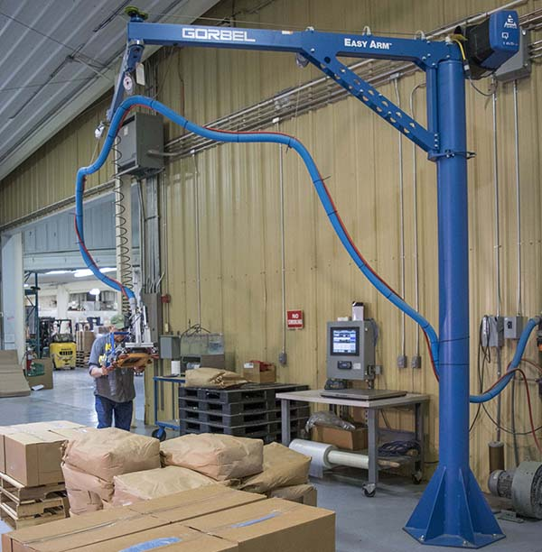 Easy Lift Assist Arm : Intelligent lifting devices easy arm