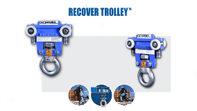 Fall Arrest Recover Trolley