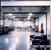Grúa para estación de trabajo autónoma