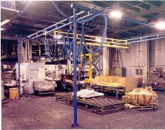 WSC with Vacuum Lifter