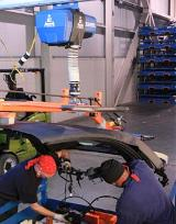 G-Force Intelligent Lifting Device in Automotive