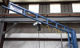 1/8 Ton GS Series Electric Chain Hoist