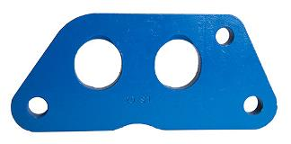 Double Hole Suspension Plate