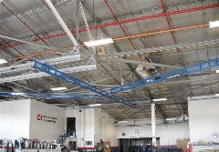 Tether Track Ceiling Mounted Monorail_2