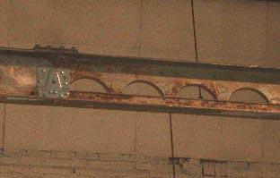 Arch beam example